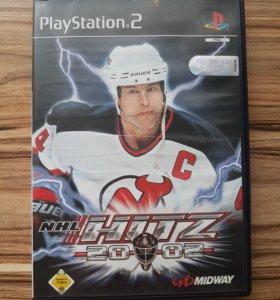 PS2. NHL 2002. Лицензия