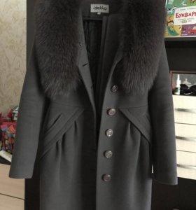 Зимнее пальто классика