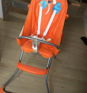 Коляска и стульчик для кормления