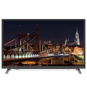 LED Телевизор TOSHIBA 40L5650VN (Р)