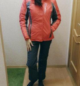 Лыжный женский костюм, Куртка