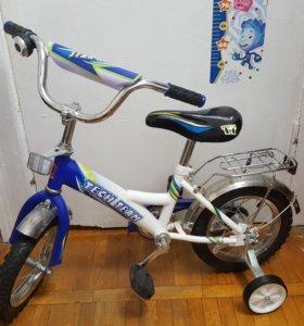 Велосипед от 3 до 5 лет