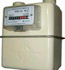 Экономный газовый счетчик npm g4