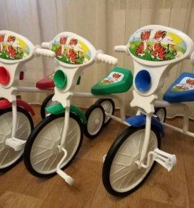 Велосипед детский Малыш Новый