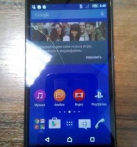 Sony Z, 2 ГБ ОЗУ 16 Гб LTE 13 mpx NFS