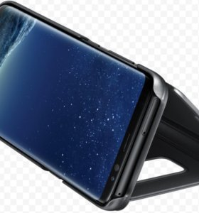 Чехол Samsung Clear View Standing Cover S8
