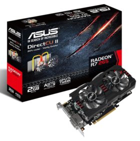 Asus r7 265/ hd7850
