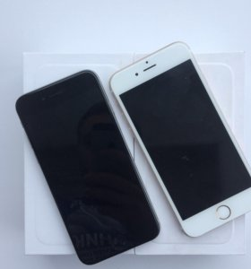 iPhone 6 16gb Gold, Space Gray