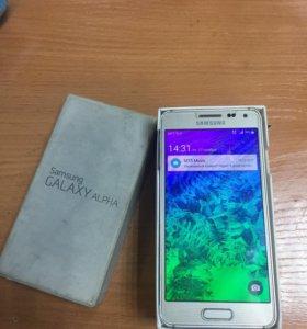 Samsung Galaxy ALPHA 32g 4G