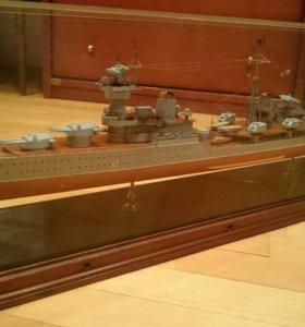 Модель эсминца