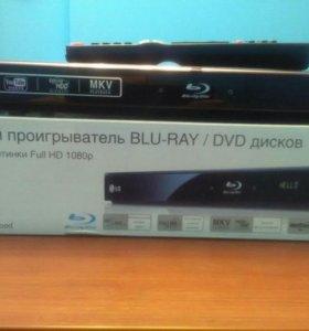 Проигрыватель DVD дисков BLU-RAY BD 560