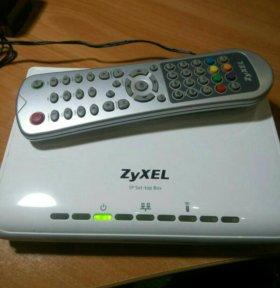 ресивер IP-телевидение Zyxel