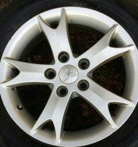Литье на Mazda Mitsubishi ...16'