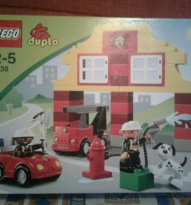 Лего дупло 4 набора