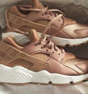 Кроссовки женские Nike Huarache хуарачи найк