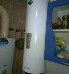 водонагреватель аристон 80литров.