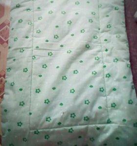 Матрасик и подушка