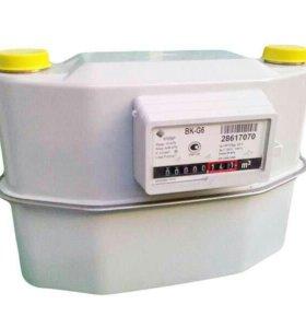 Экономный счетчик газа ВК G6 сгмн 1 G6