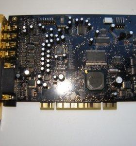 Звуковая карта PCI Creative Sound Blaster X-Fi