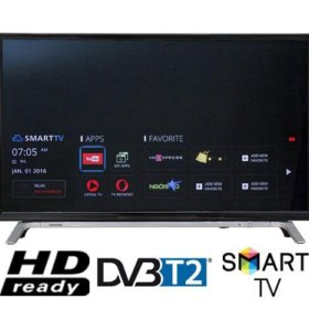LED Телевизор TOSHIBA 32L5650VN (Р)
