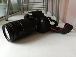 Зеркальный Canon EOS 650D 75-300 или 18-55