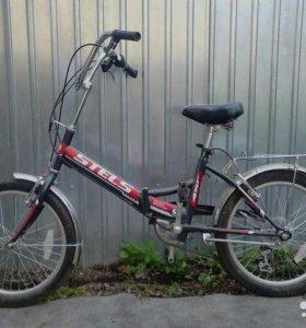 Велосипед для девочки 8-10 лет