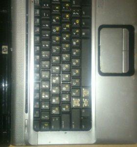 Ноутбук hp dv6700