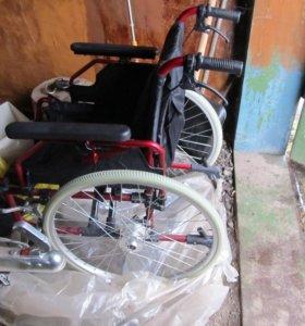 Инвалидное кресло-каталка с туалетом