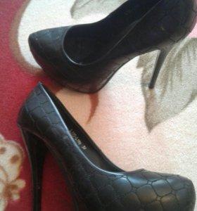 Туфли и басоножки