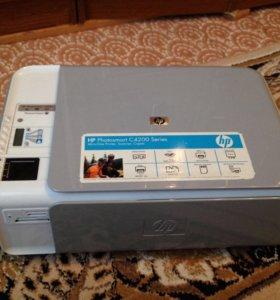 Принтер,сканер,копир.HP