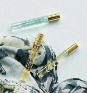 Мини спреи парфюмерные