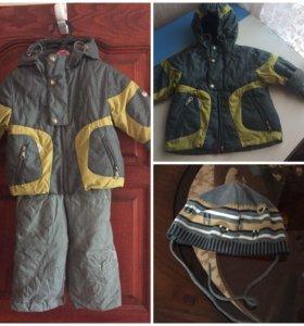 Демисезонный костюм Шалуны