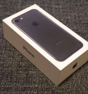 iPhone 7plus 128gb черный