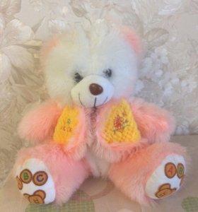Плюшевый медведь (новый)