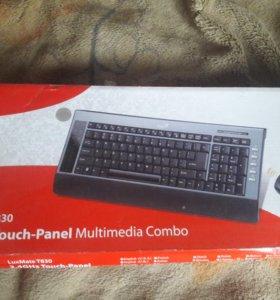 Новая безпроводная клавиатура