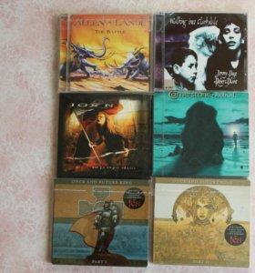 Хард-Рок CD лицензионные
