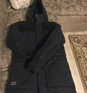 Куртка с капишоне