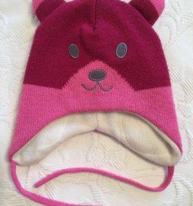 Тёплая шапочка Lassie
