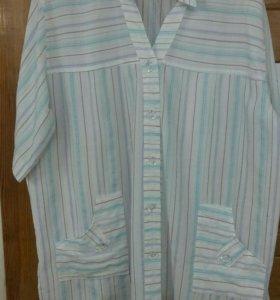 Рубашка женская, р.56