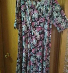 Платье 54р-р