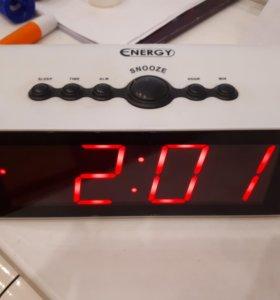 Часы-Радио-будильник Energy-435
