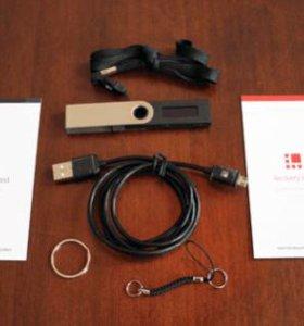 кошелек Ledger Nano S бесплатная доставка