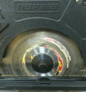 Пила дисковая ПАРМА 255Д