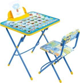 Наборы мебели (стол+мягк.стул+пенал), новые