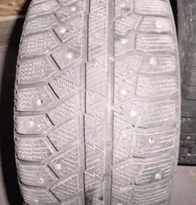 Continental шины 205Х55Х16 зима б/у