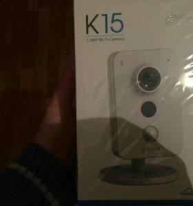 Wi-Fi камера для квартиры, видеоняня в HD качестве