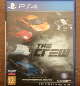 The Crew для PS4