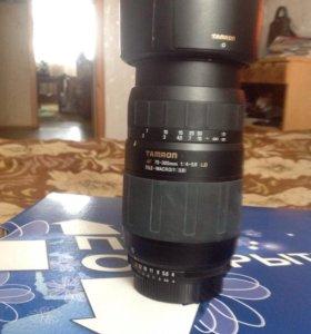 Объектив Тамрон для Nikon