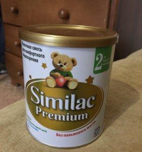 Молочная смесь Симилак премиум 2+Тыква пюре