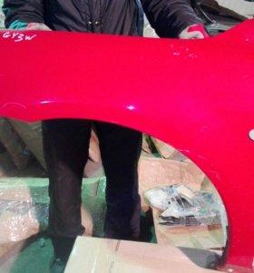 Крыло переднее левое Mazda Atenza GY3W